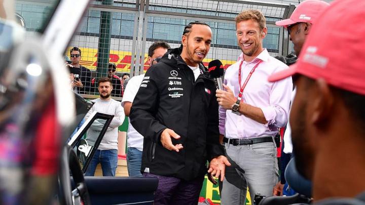 Button: Ako Hamilton ode u Ferrari to će mu biti kraj karijere