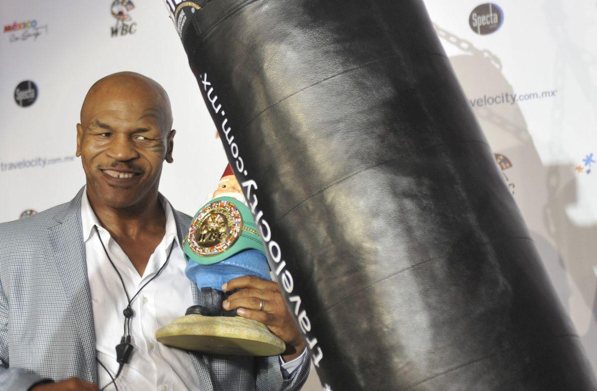 Cigle kokaina i marihuane, nokautiran čovjek nasred puta i Mike Tyson