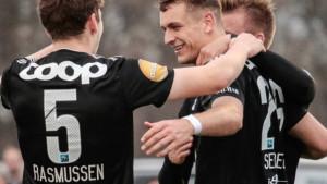 Šerbečiću prvi trofej sa Rosenborgom