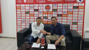 Velić produžio ugovor s ekipom Mladosti