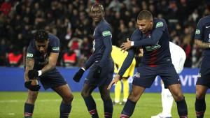 Vahin Nantes se dobro držao, ali ipak na kraju upisao težak poraz u Parizu