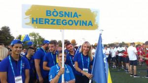 Ivona Ćavar: Nadam se da ću Olimpijskom medaljom ostvariti svoj san