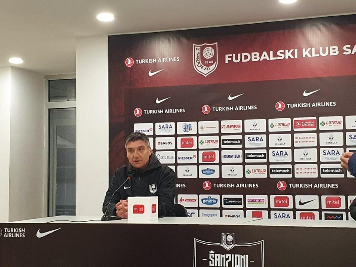 Vinko Marinović: Moramo se sabrati i tražiti nešto novo