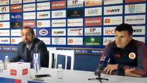 Karačić: Još smo u igri za Evropu; Dudić: Nemamo problem u velikim utakmicama