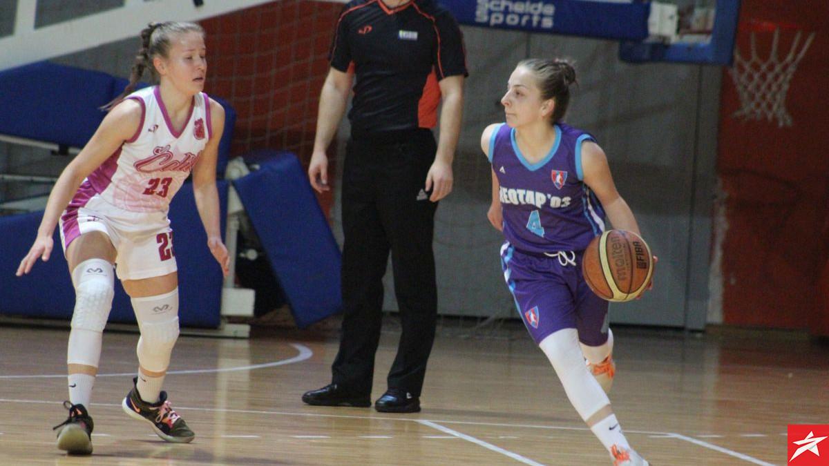 Marija Kešeljević košarkaški biser iz Trebinja prvi je strijelac i asistent lige BiH
