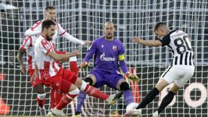 Zvezda u velikom derbiju na Marakani pobijedila Partizan