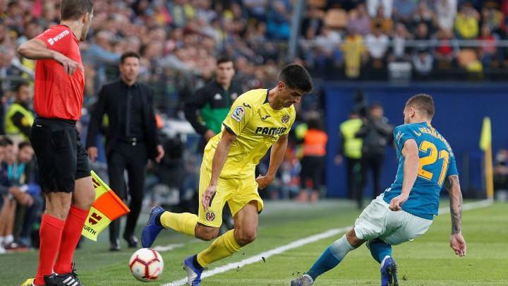 Remi Villarreala i Atletica