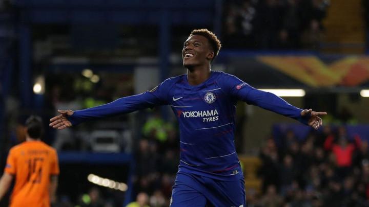 Hudson-Odoi ne krije koji igrači su mu uzori u Chelseaju