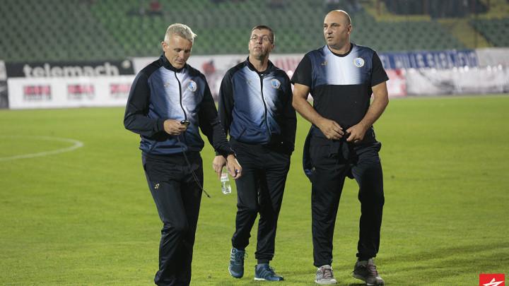 FK Tuzla City potvrdio raskid saradnje sa Mirsadom Dedićem