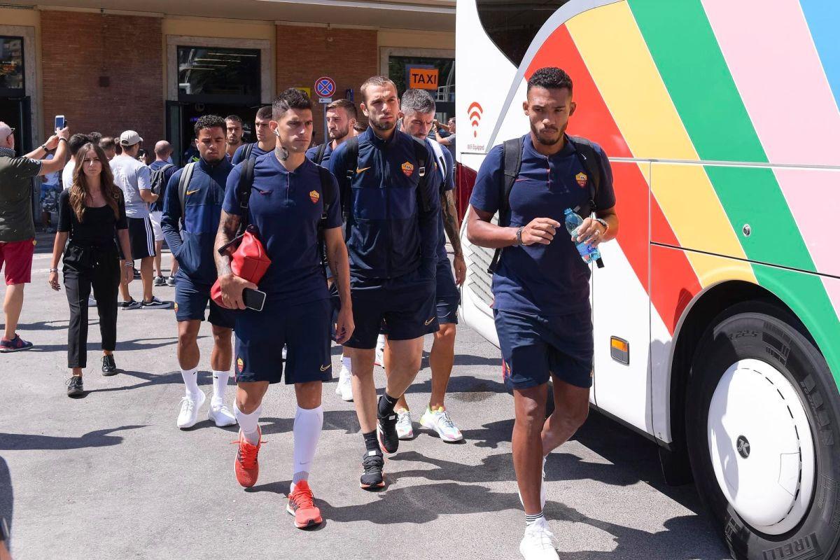 Igrači Rome otputovali za Arezzo, a u centru pažnje Edin Džeko
