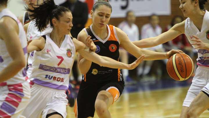 Košarkašice Čelika bez problema do pobjede nad Orlovima