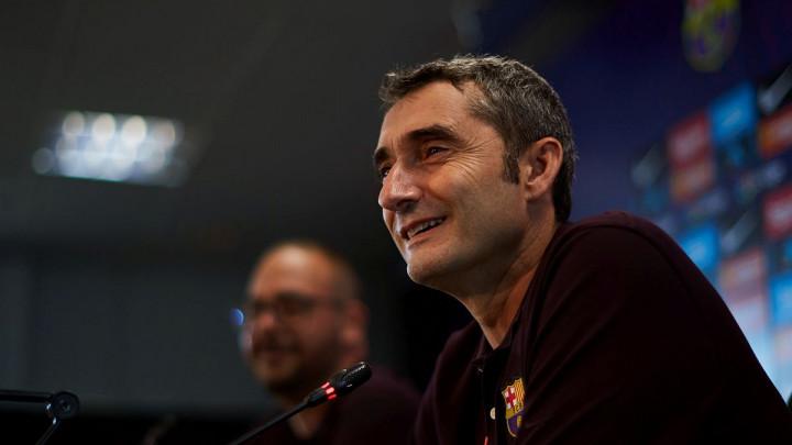 Valverde: Ne želim ništa da govorim