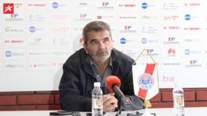 Slišković: Želimo ići do kraja i nije važno što već sada igramo protiv Sarajeva