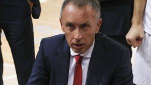 Milan Tomić više nije trener KK Crvena Zvezda