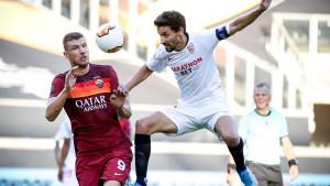Džeko i društvo pali bez ispaljenog metka u Duisburgu: Sevilla prošla u četvrtfinale Evropske lige