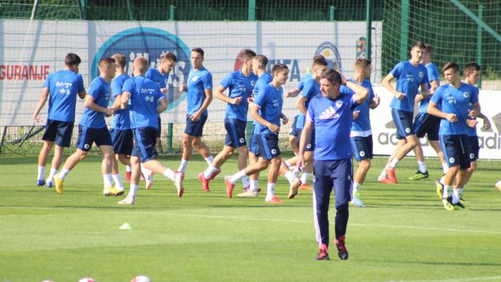 Marinović sa provjerenim snagama sutra želi pobjedu nad Švicarskom