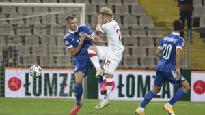 Saničaninu 90 minuta, Vojvodina slavila bez primljenog gola