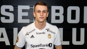Trener Rosenborga uspoređuje Šerbečića sa legendom Manchester Uniteda