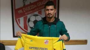Senedin Oštraković potpisao za gradačačku Zvijezdu