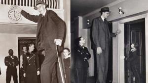 NBA košarkaši su za njih mali: Ko su rastom najviši ljudi ikada?