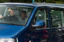 Dvojac Manchester Uniteda vozi se na treninge u taksiju