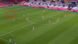 Prvo Kroos i Neymar, a večeras Lindelof: Fantastična asistencija za gol Rashforda