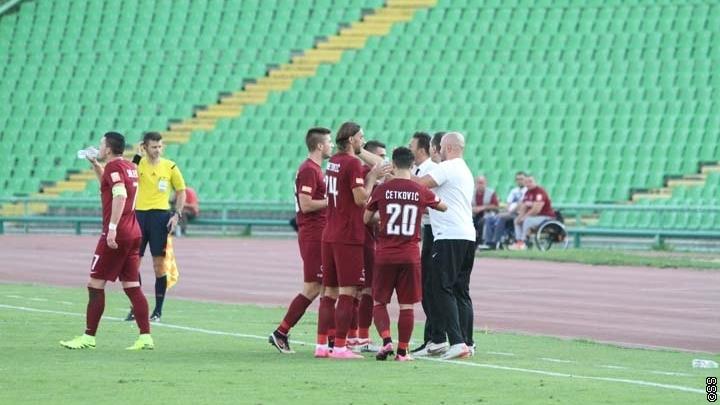 Luda utakmica na Koševu, Sarajevo se provuklo
