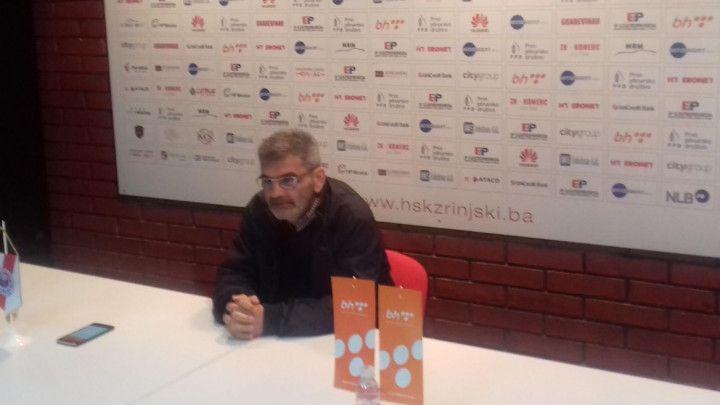 Slišković: Očekujem težak derbi, nije Željo uzalud prvi
