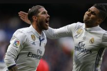 Ramos zabijao, Ronaldo promašivao