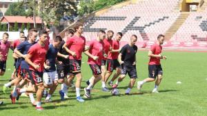 Batar i Prutina na probnom radu u FK Sloboda