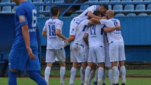 Gasal u debiju asistirao, Mujezinović zabio za vodstvo FK Željezničar