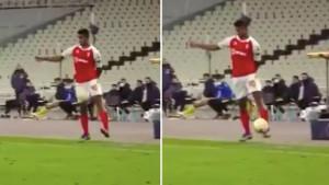 Igrač Brage izveo najsavršenije primanje lopte koje je viđeno u fudbalu