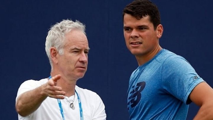 McEnroe: Raonić ima veliki potencijal