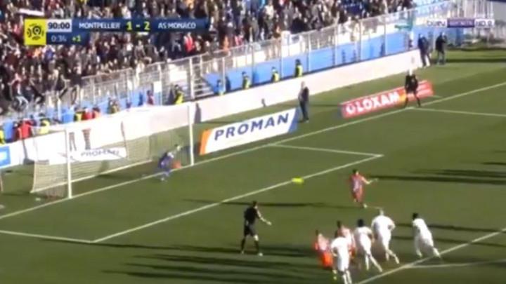 Danijel Subašić iz penala primio najnesretniji mogući gol