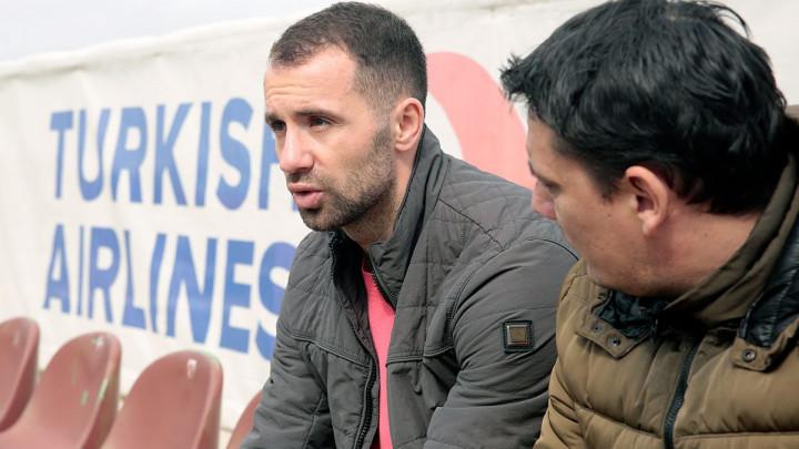 Emir Halilović - FK Sarajevo kao sudbina
