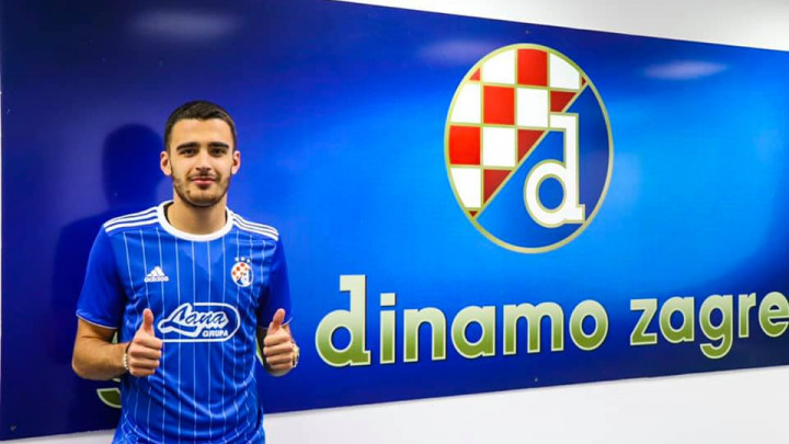 Dinamo platio dva miliona eura za sina bivšeg reprezentativca BiH