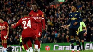 Spektakl na Anfieldu: Deset golova, završnica za infarkt i pobjeda Liverpoola nakon penala