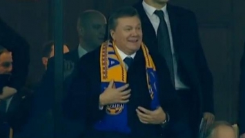 Viktor Yanukovych tek iz trećeg puta uspio proslaviti gol