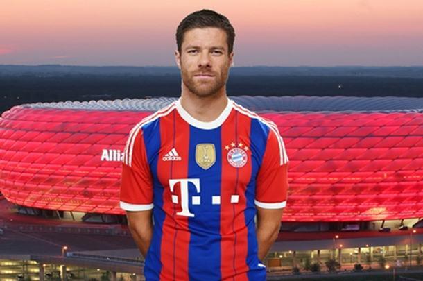 Xabi Alonso novi igrač Bayerna