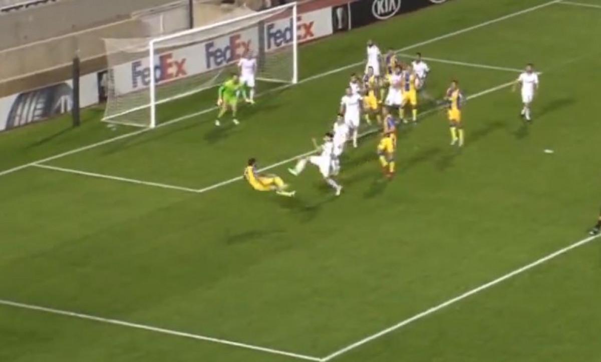 Begović nije mogao vjerovati na kakav način je primio gol u samom finišu utakmice