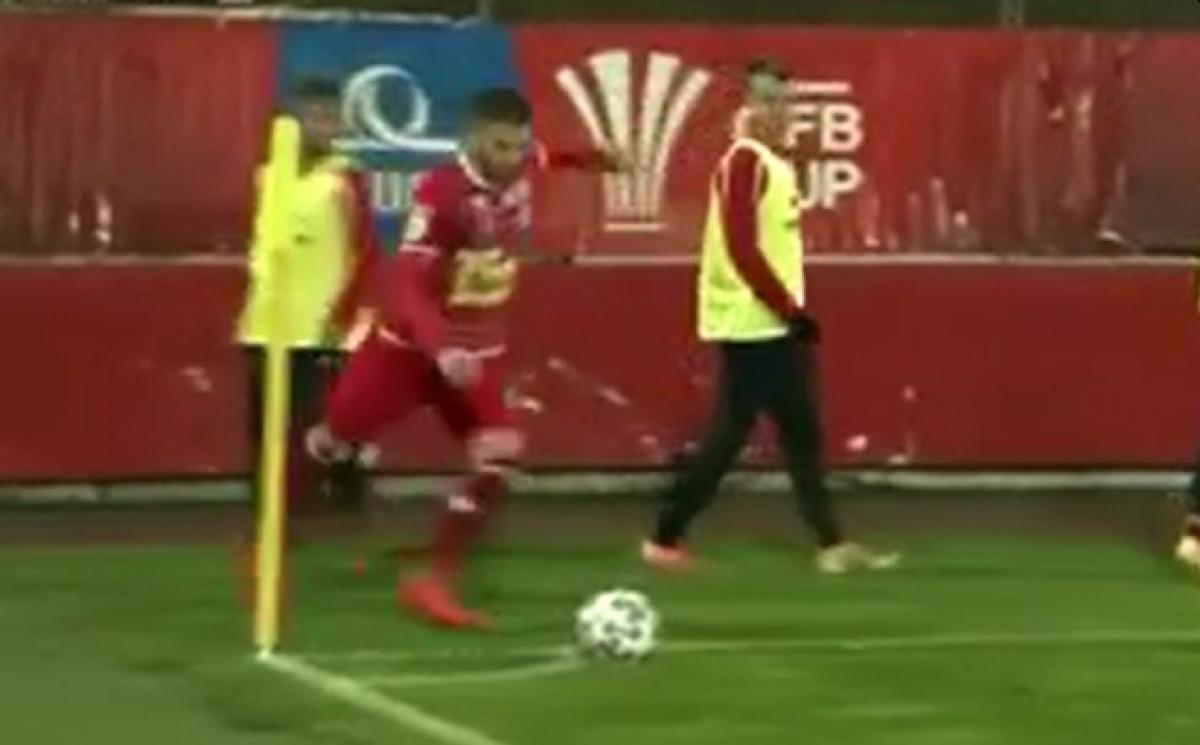 Hit u Austriji: Dojučerašnji igrač Slobode zabio gol direktno iz kornera