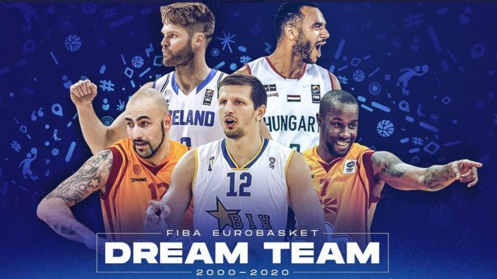 Teletović izabran u 'Rest of Europe' Dream Team
