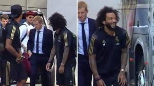 Igrači Reala prasnuli u smijeh kada su vidjeli Ramosa kako se obukao