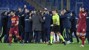 Legenda Rome ismijavala Lazio pred derbi, sada se kaje