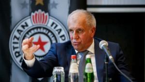 Partizan trenutno treći favorit Evrokupa