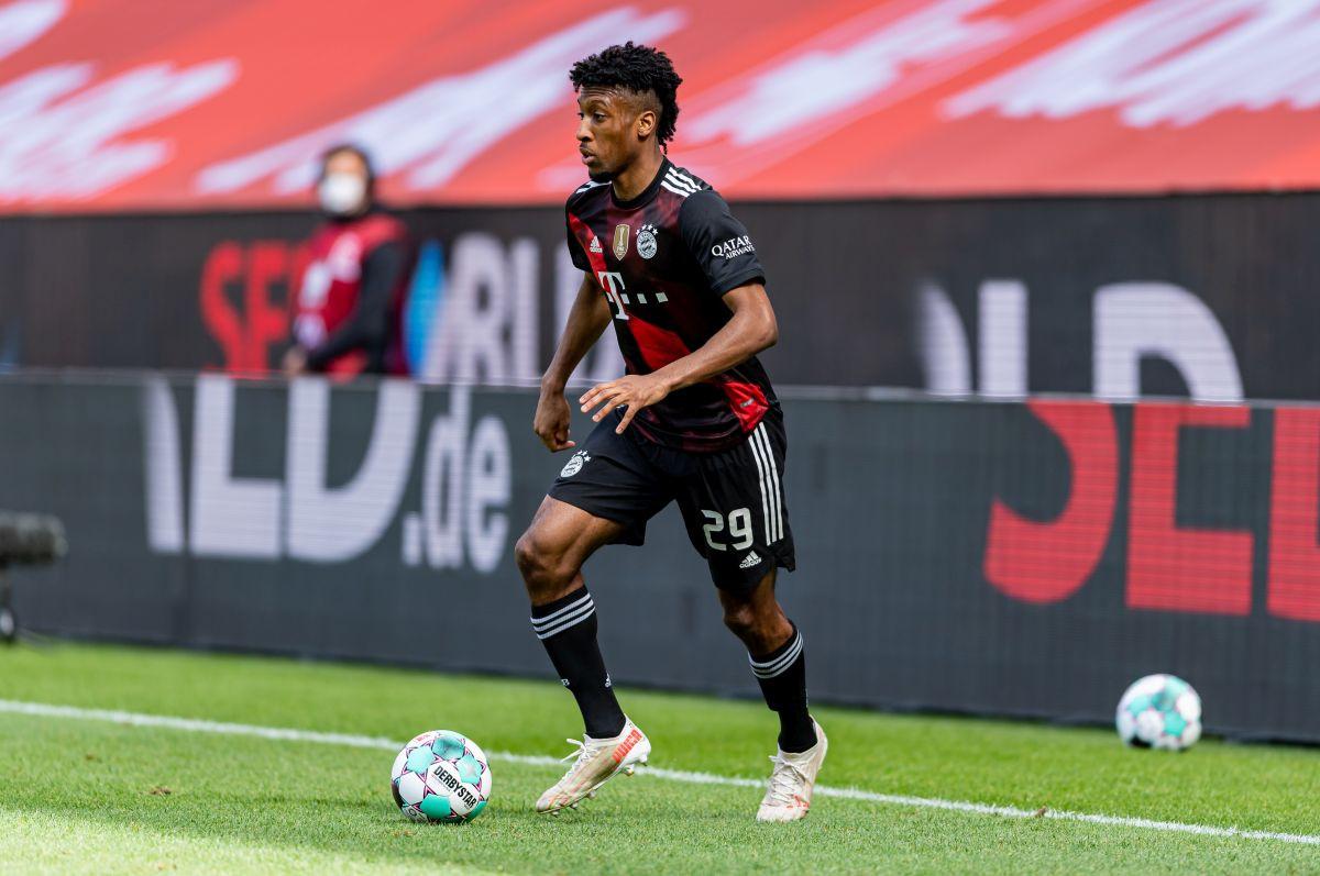 Coman traži nerealnu platu od Bayerna