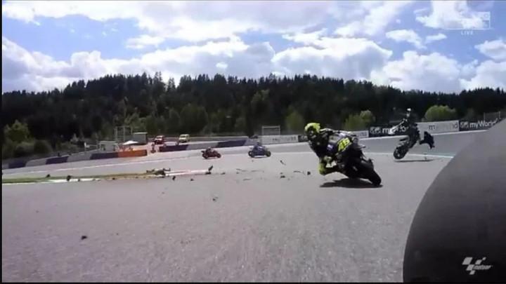 Dovizioso slavio u Austriji, stravična nesreća obilježila utrku na Red Bull Ringu