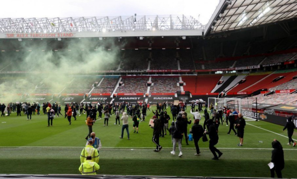 Odgođen meč Manchester United - Liverpool