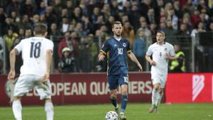 Pjanić Italijanima: Bosna nije zaslužila da ide na Evropsko prvenstvo