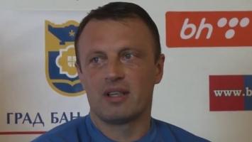Zoran Dragišić novi trener FK Borac